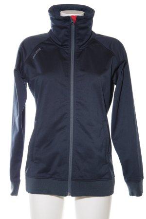 Mazine Sportjacke blau sportlicher Stil
