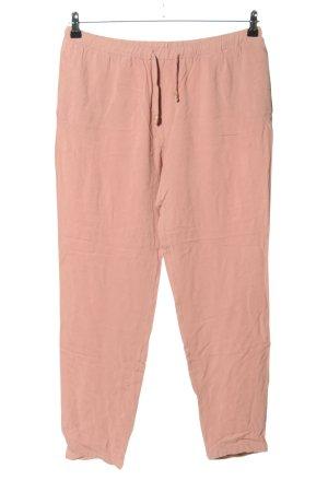 Mazine Pantalone jersey rosa stile casual