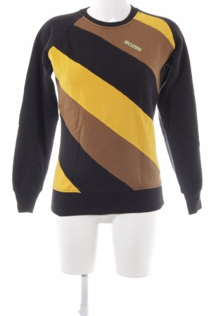 Mazine Sweatshirt Streifenmuster Casual-Look