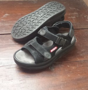 Outdoor sandalen zwart