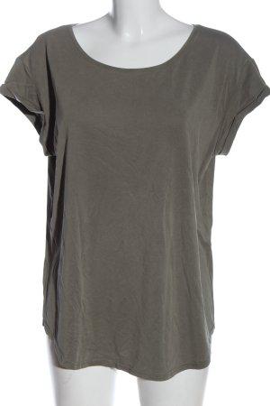 mbyM Basic-Shirt khaki Casual-Look