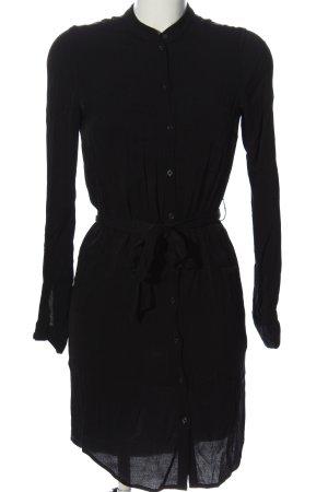 mbyM Blusenkleid schwarz Casual-Look