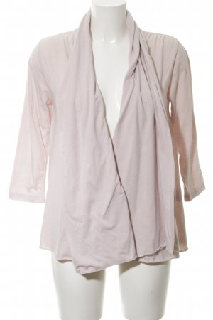 mbyM Cardigan pink meliert Business-Look