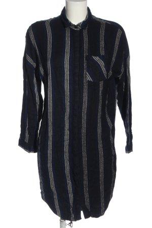 mbyM Robe chemise imprimé allover style décontracté