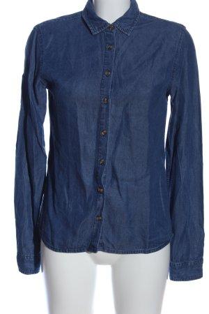 mbyM Chemise en jean bleu style décontracté