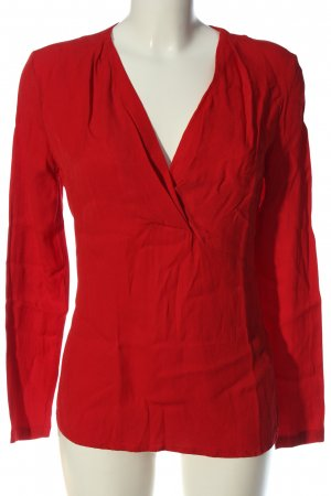 mbyM Langarm-Bluse rot Casual-Look