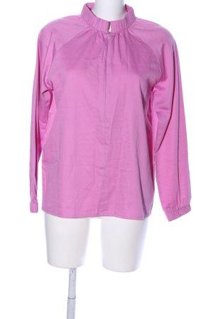 mbyM Langarm-Bluse pink Casual-Look