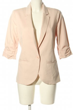 mbyM Long-Blazer pink Casual-Look