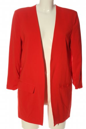 mbyM Long-Blazer rot Casual-Look