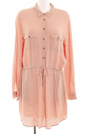 mbyM Long-Bluse hellorange Casual-Look
