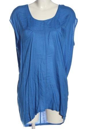 mbyM Long-Bluse blau Casual-Look