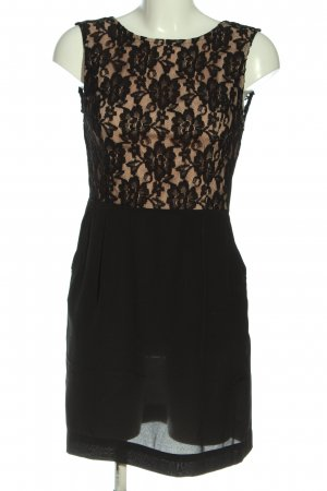 mbyM Minikleid schwarz Elegant