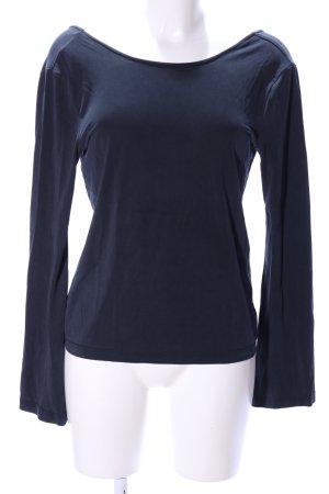 mbyM Oversized Shirt blau Casual-Look