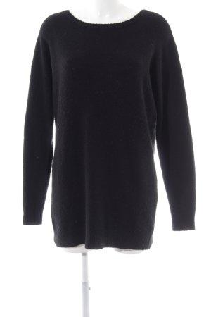 mbyM Pulloverkleid schwarz Elegant