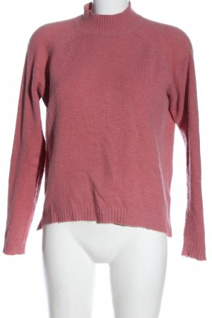 mbyM Rollkragenpullover pink Casual-Look