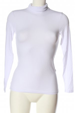 mbyM Turtleneck Shirt white casual look