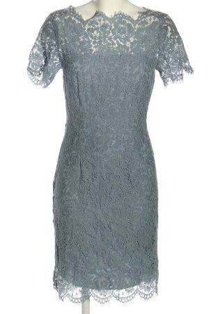 mbyM Robe en dentelle gris clair élégant