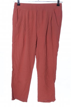 mbyM Stoffhose rot Casual-Look