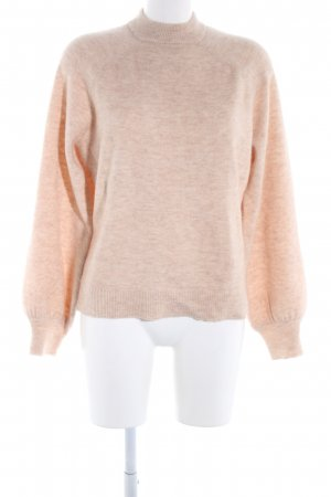 mbyM Strickpullover nude meliert Casual-Look