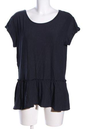 mbyM T-Shirt schwarz Casual-Look