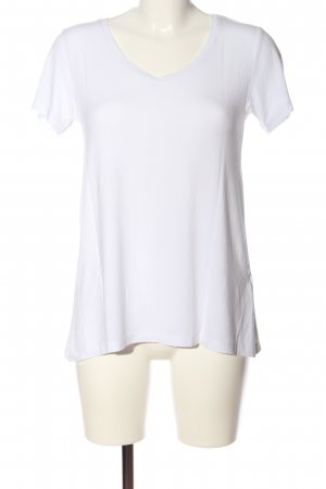 mbyM T-Shirt weiß Casual-Look