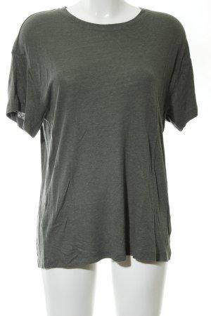 mbyM T-Shirt khaki Casual-Look