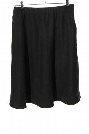 mbyM Circle Skirt black casual look