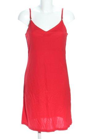 mbyM Trägerkleid rot Casual-Look