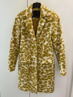mbyM Manteau en laine multicolore