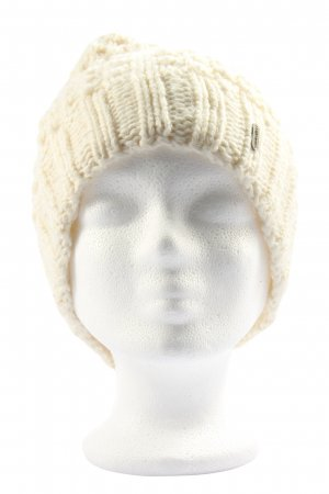 Mc Burn Knitted Hat cream casual look