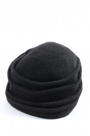 Mc Burn Knitted Hat black casual look