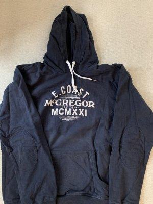 McGregor Hooded Sweater dark blue cotton