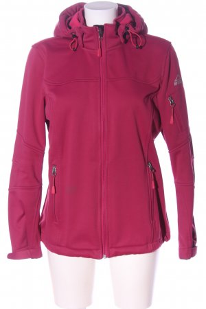 Mc Kinley Outdoor Jacket pink casual look