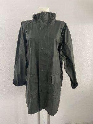 Heavy Raincoat dark green