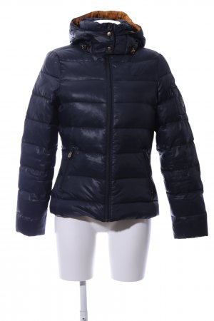 McGregor Down Jacket blue quilting pattern casual look