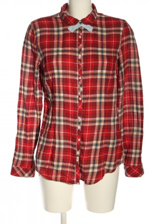 McGregor Checked Blouse check pattern casual look