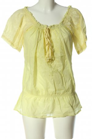 McGregor Short Sleeved Blouse primrose casual look