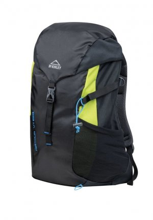 McKinley Trekking Backpack black-green