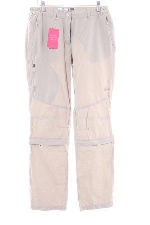 McKinley Pantalon cargo blanc cassé style décontracté
