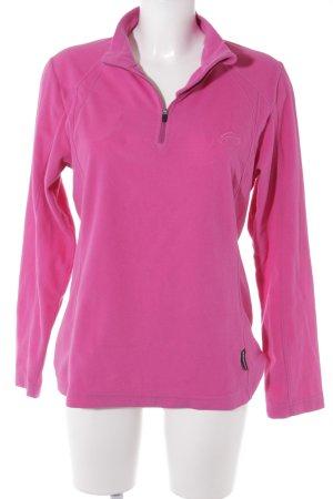 McKinley Fleecejacke pink sportlicher Stil