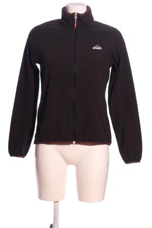 McKinley Polarowy sweter brązowy W stylu casual