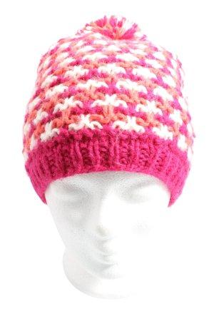 McKinley Crochet Cap flecked casual look
