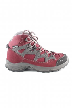 McKinley Short Boots red-light grey graphic pattern casual look