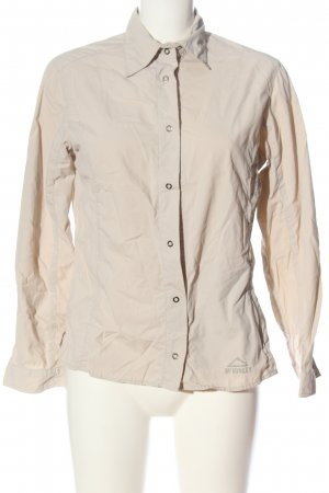 McKinley Camicia a maniche lunghe crema stile casual