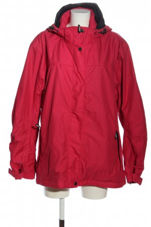 McKinley Outdoorjacke rot Casual-Look