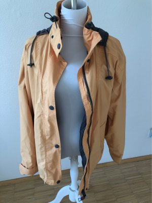 McKinley Raincoat gold orange