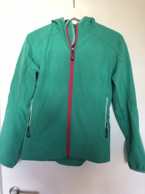 McKinley Softshell Jacket green