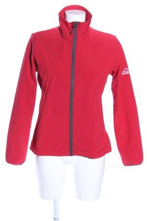 McKinley Softshelljacke rot sportlicher Stil