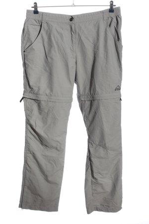 McKinley Pantalone da ginnastica grigio chiaro stile casual