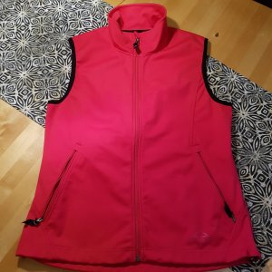 McKinley Sports Vests black-brick red